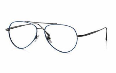 CentroStyle F002754140000 SHINY GUNMETAL/B   Unisex Eyeglasses