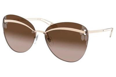 Bvlgari 6130 278/13 61 Women's Sunglasses