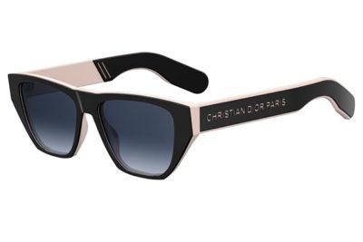 Christian Dior Diorinsideout2 3H2/84 BLACK PINK 54 Women's Sunglasses