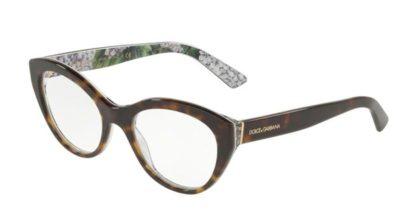 Dolce & Gabbana 3246 3151 53 Women's Eyeglasses