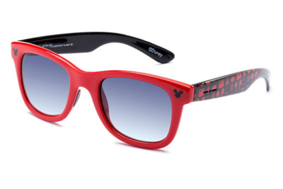 Italia Independent 0090 DISNEY.053.GLS red glossy 50 Sunglasses