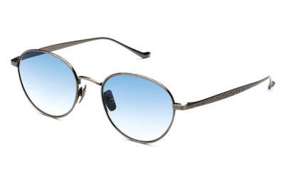 Italia Independent 0501LP.078.CSM gun metal 50 Unisex Sunglasses