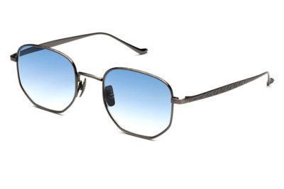 Italia Independent 0502LP.078.CSM gun metal 50 Unisex Sunglasses