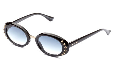 Italia Independent 0941.009.B12 black 48 Women's Sunglasses