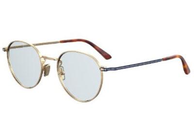 Jimmy Choo Wynn/s J5G/1P GOLD 52 Men's Sunglasses