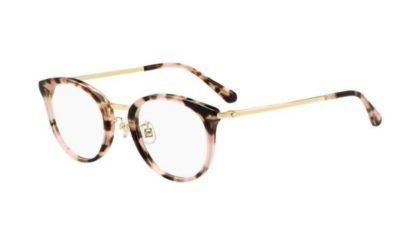 Kate Spade Irma/f HT8/22 PINK HAVANA 49 Women's Eyeglasses