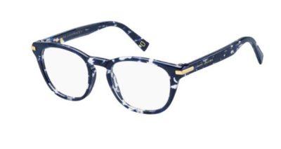 Marc Jacobs Marc 189 IPR/20 HAVANA BLUE 50 Unisex Eyeglasses