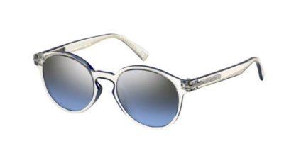 Marc Jacobs Marc 224/s QM4/9U CRYSTAL BLUE 52 Unisex Sunglasses