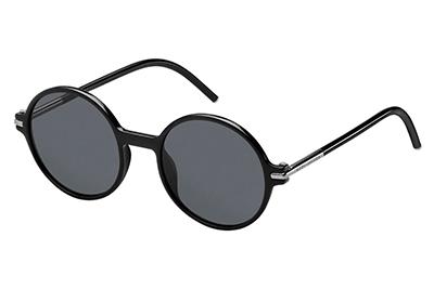 Marc Jacobs Marc 48/s D28/IR SHINY BLACK 52 Men's Sunglasses