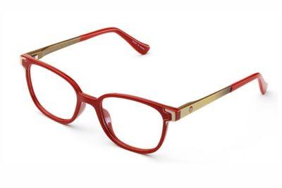 Marvel MAB001O.053.IRO red & gold iron  Man 45 Eyeglasses