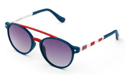 Marvel MAB004.022.CAP blue & stripes capitan am 45 Sunglasses