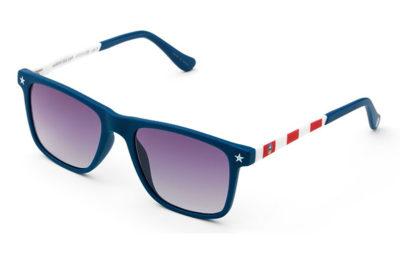 Marvel MAB005.022.CAP blue & stripes capitan am 47 Sunglasses