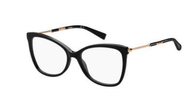 Max Mara Mm 1345 807/17 BLACK 54 Women's Eyeglasses