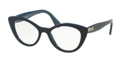 Miu Miu 01RV TMY1O1 52 Women's Eyeglasses