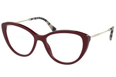 Miu Miu 02SV USH1O1 53 Women's Eyeglasses