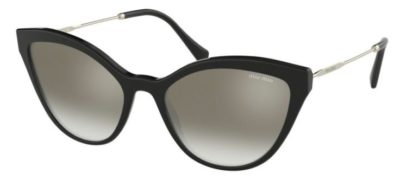 Miu Miu 03US 1AB5O0 55 Women's Sunglasses