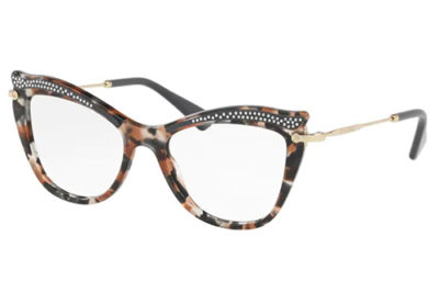 Miu Miu 06PV 79A1O1 53 Women's Eyeglasses