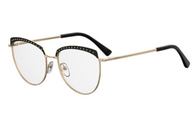 Moschino Mos541/f 2M2/17 BLACK GOLD 54 Women's Eyeglasses