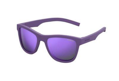 Polaroid Pld 8018/s 2Q1/MF VIOLET 47 Kids Sunglasses