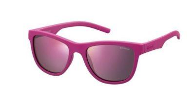 Polaroid Pld 8018/s CYQ/AI DK PINK 47 Kids Sunglasses