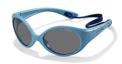 Polaroid Pld 8010/s MIF/Y2 AZURE 47 Kids Sunglasses