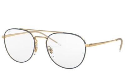 Ray-Ban 6414 2979 55 Unisex Eyeglasses