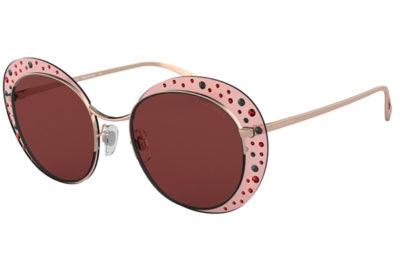 Ar Mani 6079 301175 52 Women's Sunglasses