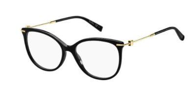 Max Mara Mm 1353 807/16 BLACK 53 Women's Eyeglasses