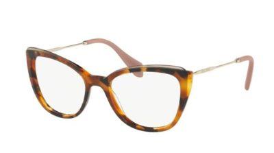 Miu Miu 02QV VX81O1 51 Women's Eyeglasses