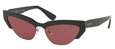 Miu Miu 04US 1AB0A0 59 Women's Sunglasses