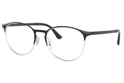 Ray-Ban 6375 2861 53 Unisex Eyeglasses