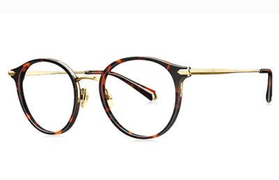 Bolon BJ6075 B20 tortoise 46 Men's Eyeglasses