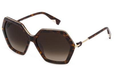 Furla SFU460 04AP 57 Women's Sunglasses
