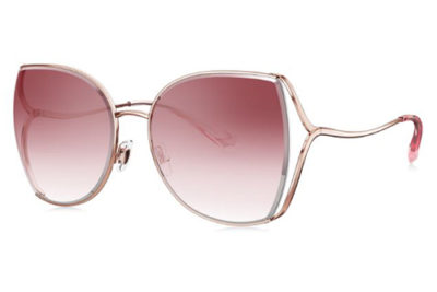 Bolon BL7082A31 pink gold 56 Women's Sunglasses