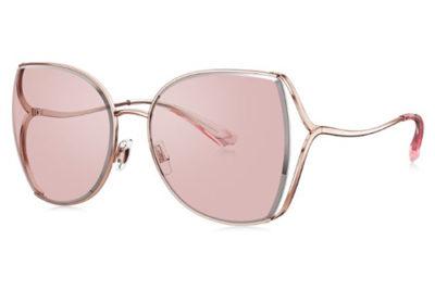 Bolon BL7082B32 pink gold 56 Women's Sunglasses