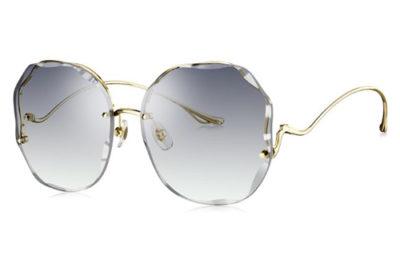 Bolon BL7098B65 light gold 61 Women's Sunglasses