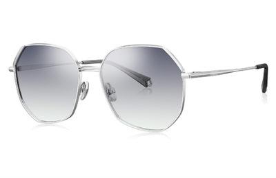 Bolon BL7100B90 silver 54 Sunglasses