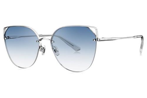 Bolon BL7108A91 silver 58 Sunglasses
