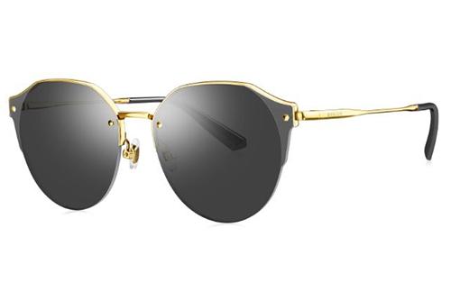 Bolon BL7109B60 golden 57 Sunglasses