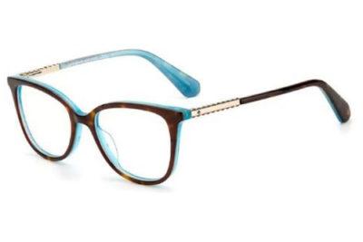 Kate Spade Tahlia 086/15 HAVANA 46 Women's Eyeglasses