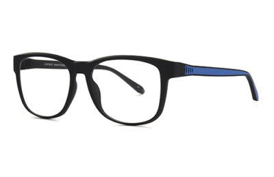Locman LOCV016/BBL black/blue 56 Eyeglasses