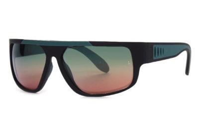 Locman LOCS002/BGR black green 63 Men's Sunglasses