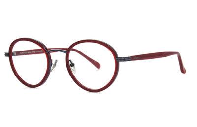 Locman LOCV006/RED red 50 Eyeglasses