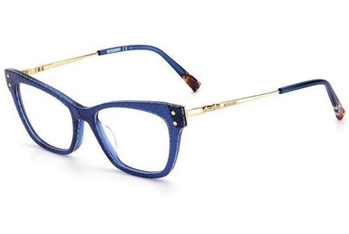 Missoni Mis 0045 PJP/17 BLUE 52 Women's Eyeglasses