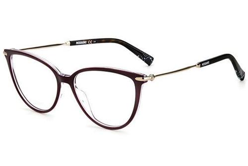 Missoni Mis 0057 LHF/35 BURGUNDY 55 Women's Eyeglasses