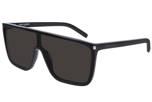 Saint Laurent SL 364 MASK ACE 001 black Women's Sunglasses