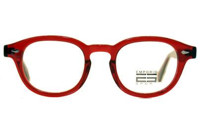 EstherOptica WD1220 C3 RED 47 Unisex Eyeglasses