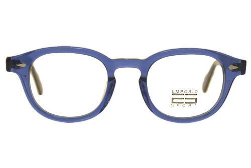 EstherOptica WD1220 C2 BLUE 47 Unisex Eyeglasses