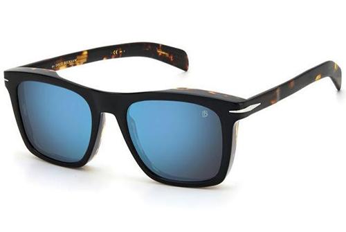 David Beckham Db 7000/s I62/MT BLK LT 51 Men's Sunglasses