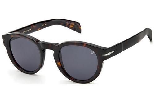 David Beckham Db 7041/s 086/IR HAVANA 48 Men's Sunglasses